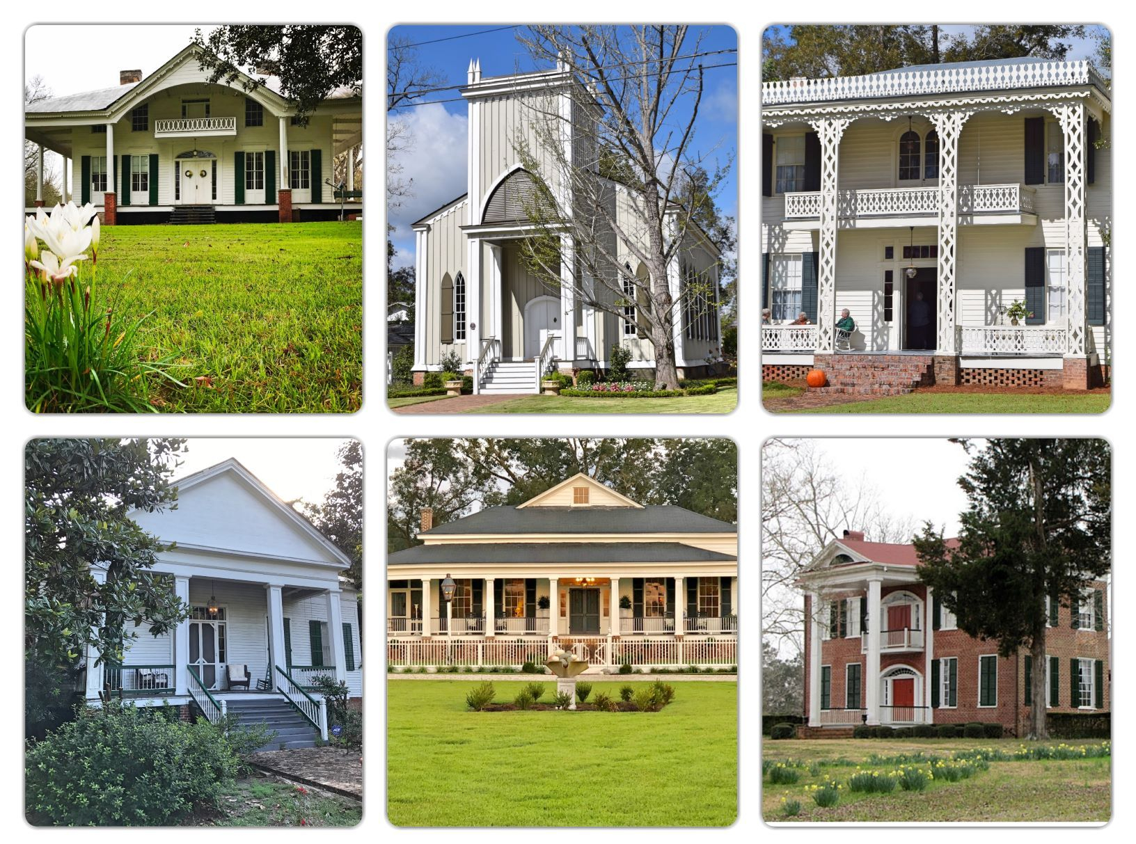 Wilcox County Historic Homes Tour 2019